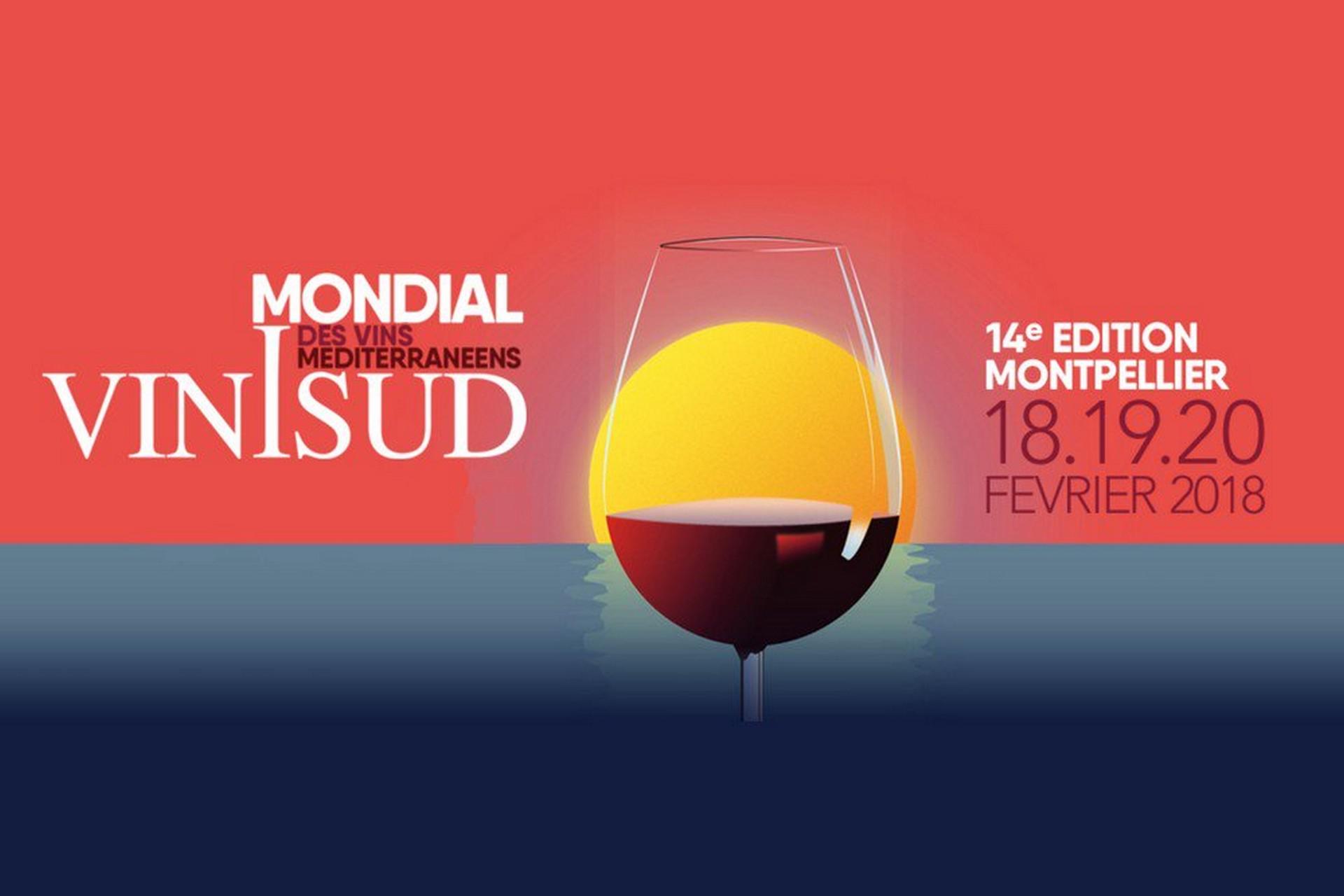 Salon VINISUD, Mondial des Vins Méditerranéens