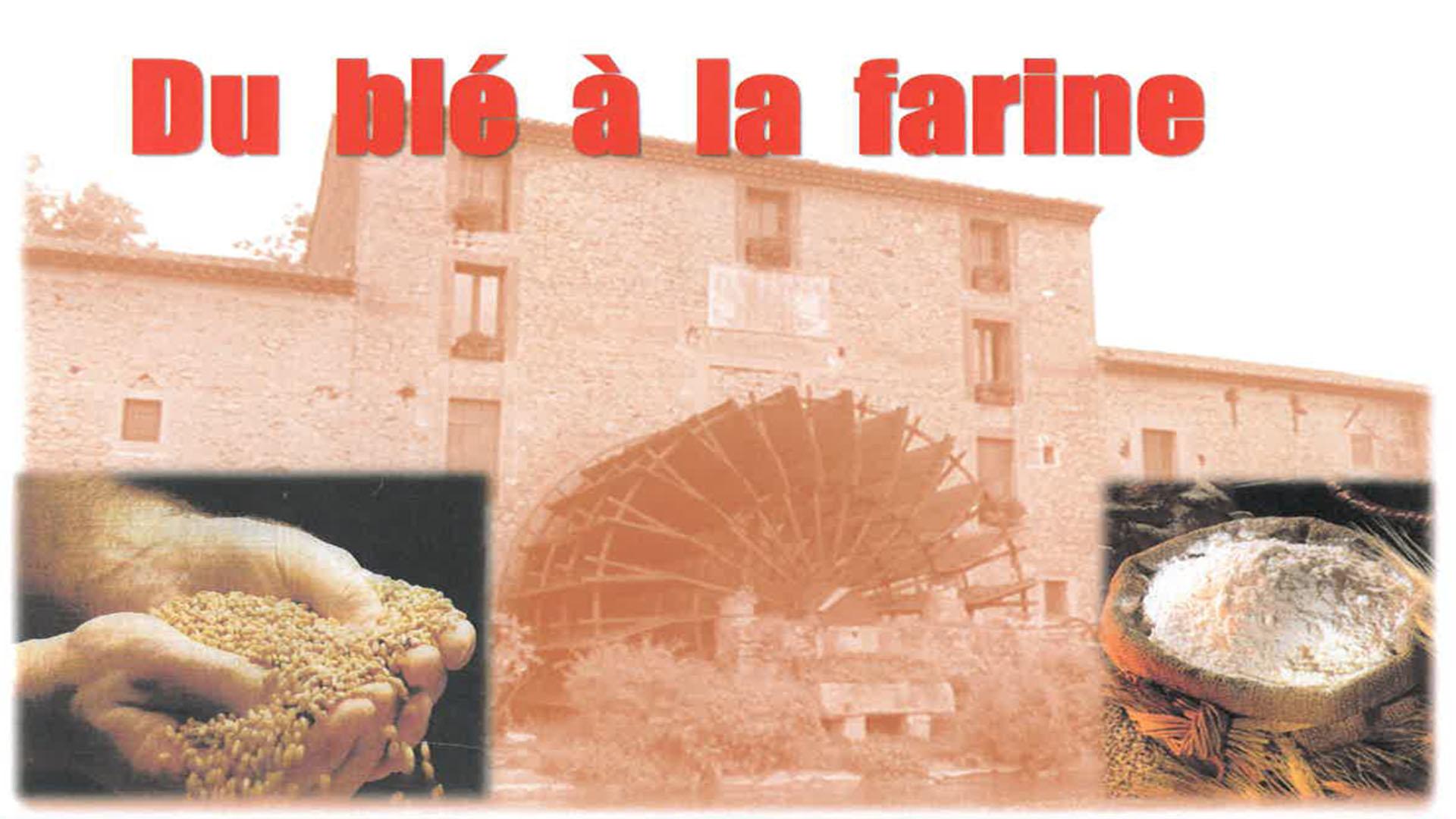 Exposition et Conférence sur les moulins par M. Denis Berreur