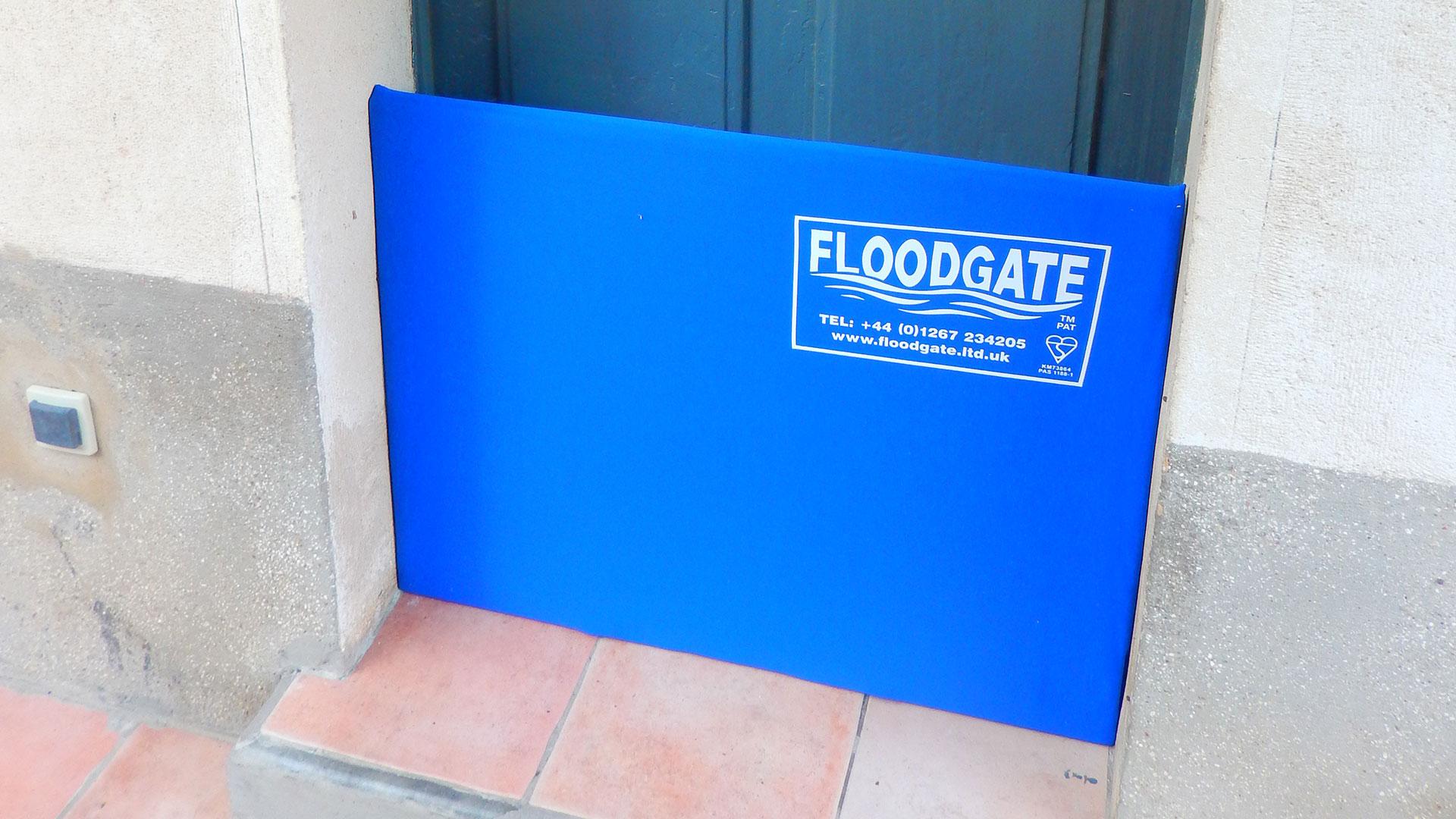 Barrière Anti Inondation Floodgate