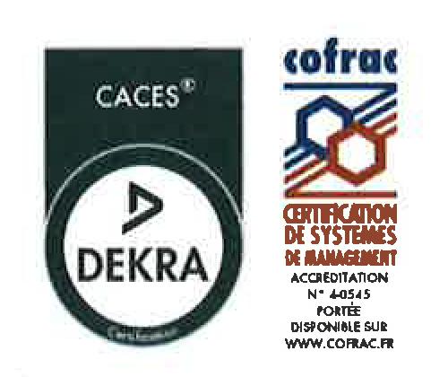 Logo COFRAC