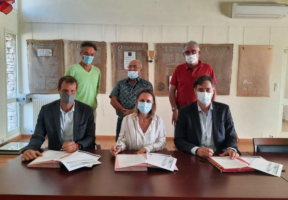 Signature Projet Photovoltaïque 23 septembre 2021