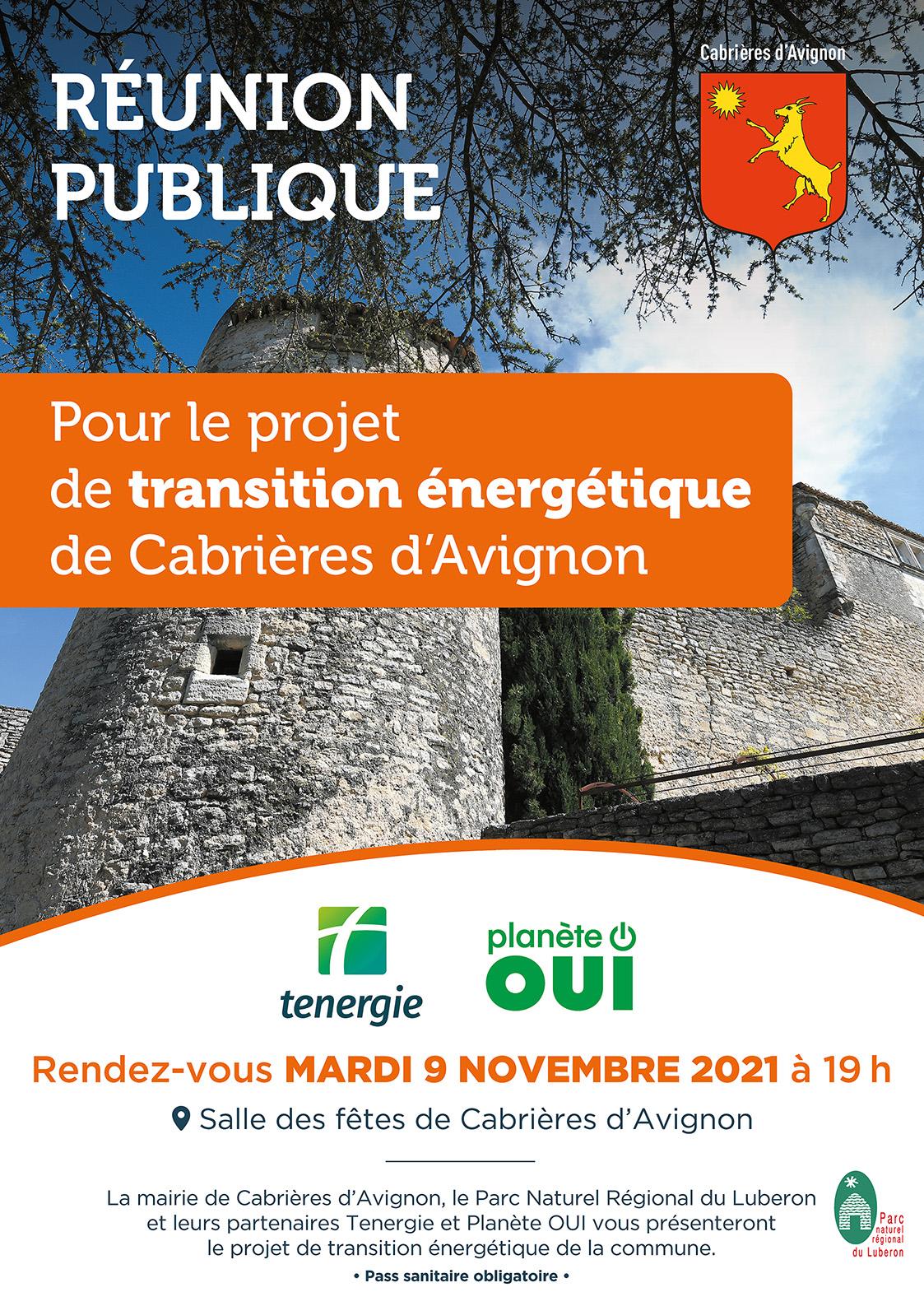 Réunion Publique Photovoltaïque