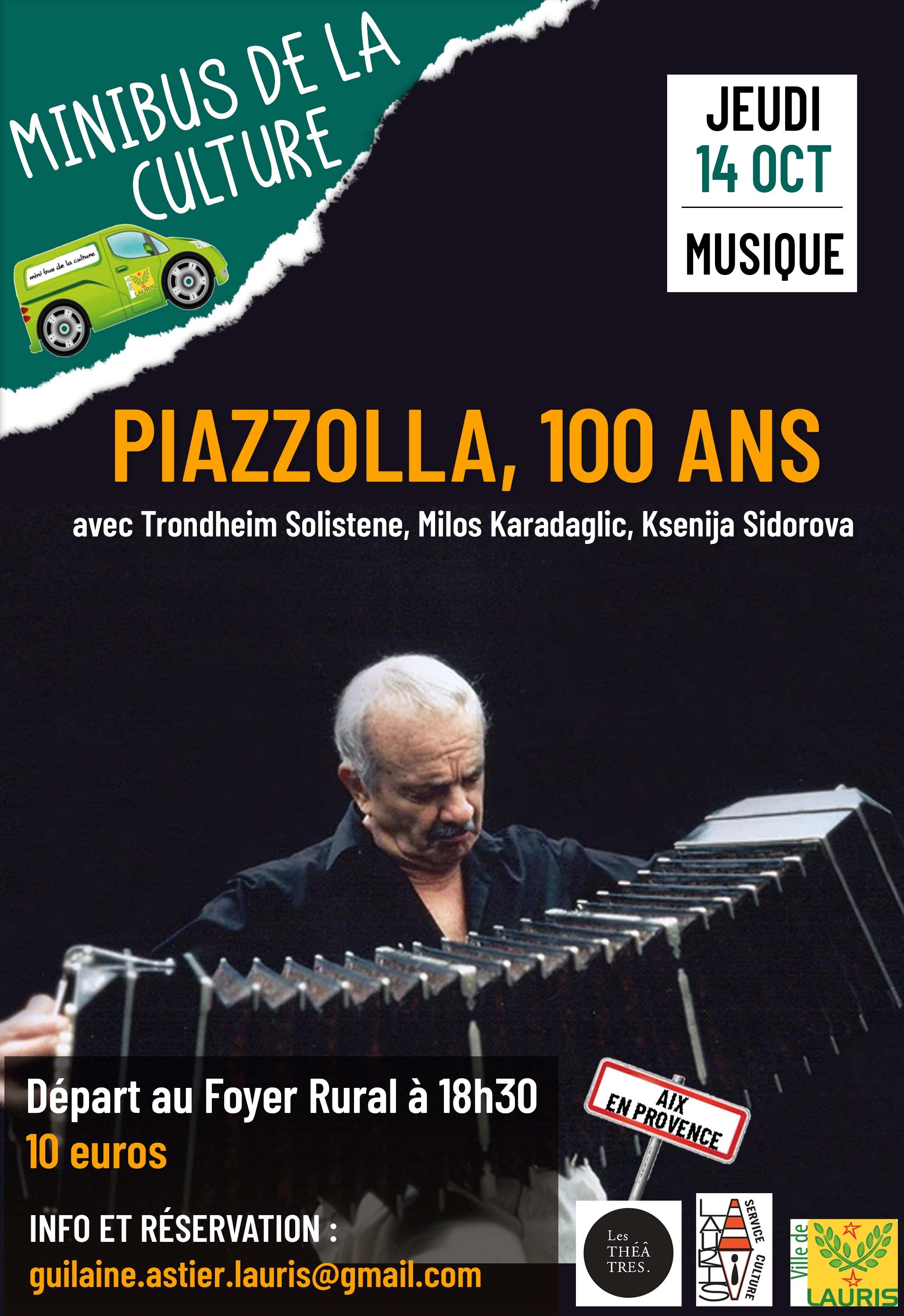 Piazzola 14 oct 21
