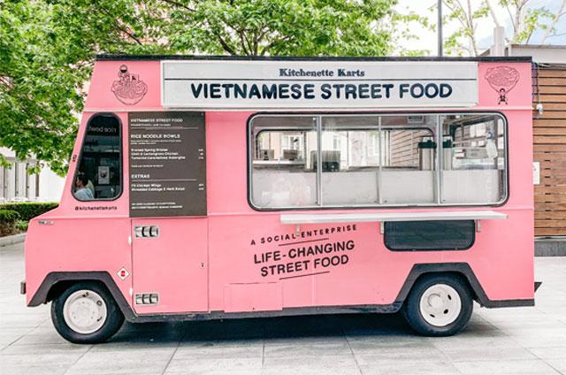Concept food truck original