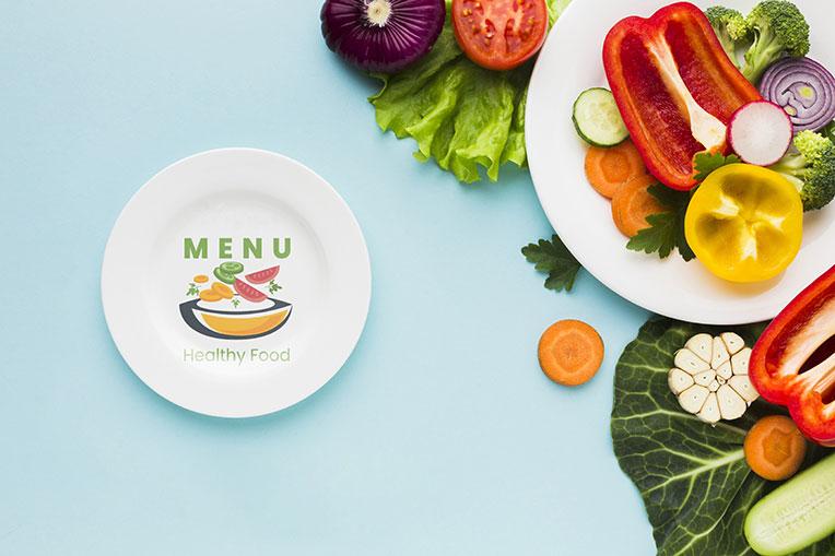 réouverture restaurants menu healthy